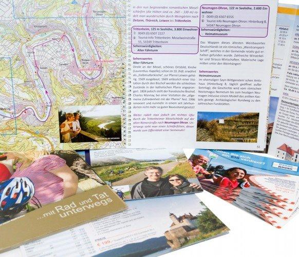 Donau Touristik Drucksorten