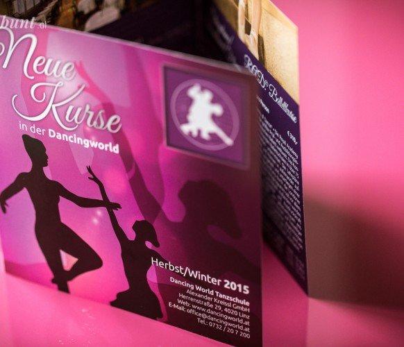 Dancing World Folder