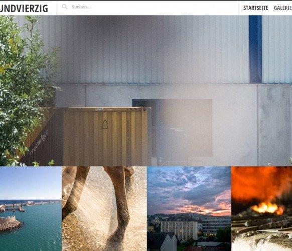 Zweiundvierzig Fotoblog