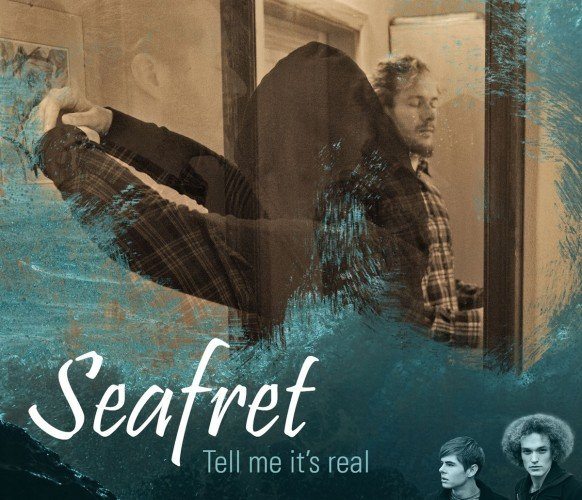 CD cover Seafret
