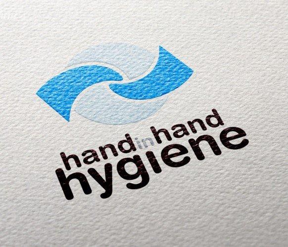 hand in hand hygiene