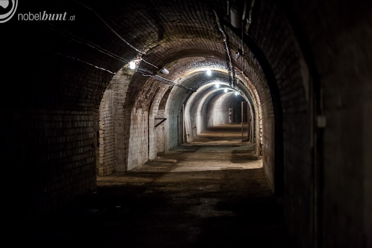 Marlenes Fotoabenteuer – Der Linzer Untergrund